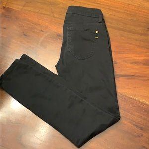 Genetic Denim black skinny jeans 25
